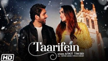 Taarifein Lyrics Ankit Tiwari