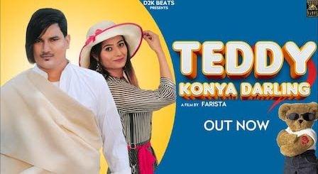 Teddy Konya Darling Lyrics Amit Saini Rohtakiya