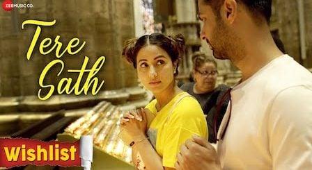 Tere Sath Lyrics Wishlist   Rahul Netra Negi & Ashwini V