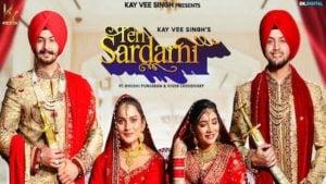 Teri Sardarni Lyrics Kay Vee Singh