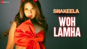 Woh Lamha Lyrics Shakeela | Vishal Mishra