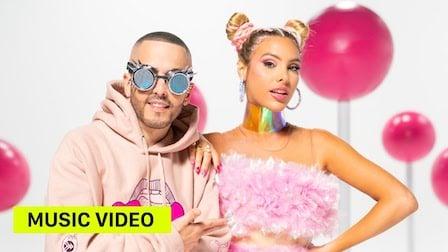 Bubble Gum Lyrics Lele Pons x Yandel