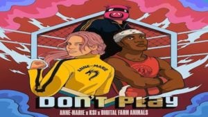 Don't Play Lyrics Anne Marie | KSI, Digital Farm Animals