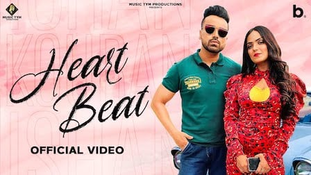 Heartbeat Lyrics Ishan Kouran