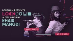 Khair Mangdi Lyrics Hardy Sandhu x Neha Bhasin