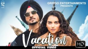 Vacation Lyrics Nirvair Pannu