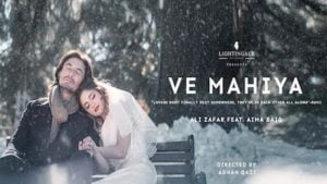 Ve Mahiya Lyrics Ali Zafar