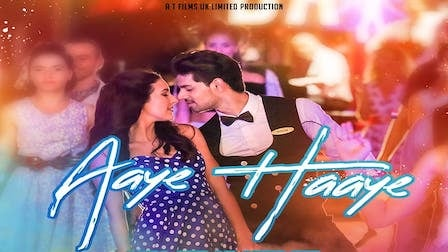 Aaye Haaye Lyrics Time To Dance | Millind Gaba