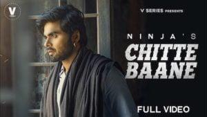 Chitte Baane Lyrics Ninja