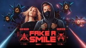 Fake A Smile Lyrics Alan Walker x Salem Ilese