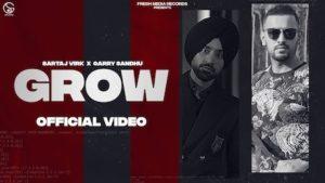 Grow Lyrics Sartaj Virk x Garry Sandhu