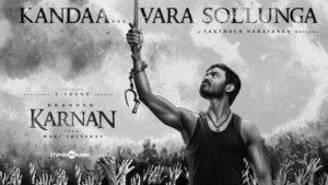 Kandaa Vara Sollunga Lyrics Karnan | Dhanush