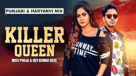 Killer Queen Lyrics Miss Pooja