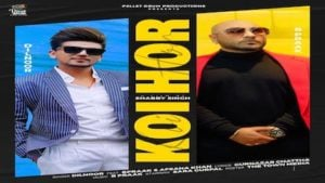 Koi Hor Lyrics - B Praak | Dilnoor x Afsana Khan