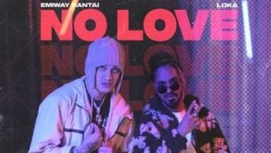 No Love Lyrics Emiway x Loka