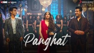 Panghat Lyrics Roohi | Asees Kaur