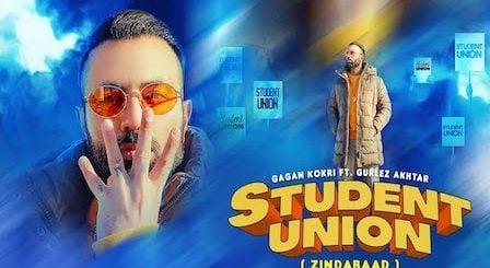 Student Union Lyrics Gagan Kokri