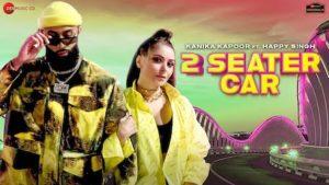 2 Seater Car Lyrics Kanika Kapoor
