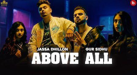 Above All Lyrics Jassa Dhillon x Gur Sidhu
