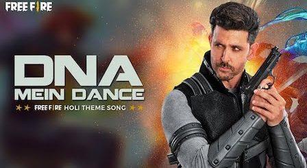 DNA Mein Dance Lyrics Vishal & Shekhar   Hrithik Roshan