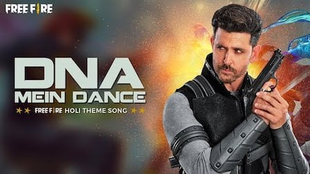 DNA Mein Dance Lyrics Vishal & Shekhar | Hrithik Roshan