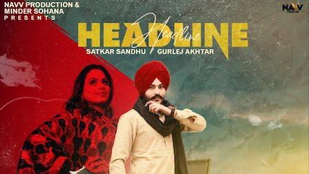 Headline Lyrics Satkar Sandhu