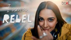 I Am A Rebel Lyrics Raja Kumari | Kiara Advani