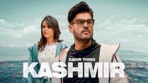 Kashmir Lyrics Kadir Thind