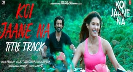 Koi Jaane Na Lyrics Armaan Malik x Tulsi Kumar   Title Track