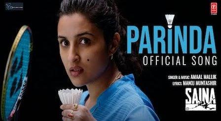 Parinda Lyrics Saina