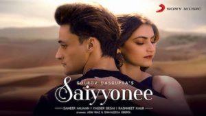 Saiyyonee Lyrics Yasser Desai | Asim Riaz
