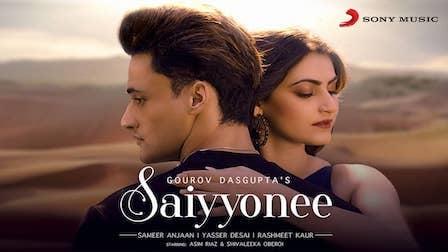 Saiyyonee Lyrics Yasser Desai   Asim Riaz