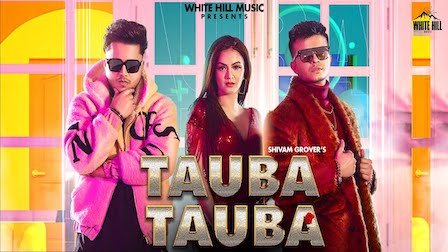 Tauba Tauba Lyrics Shivam Grover x Pardhaan