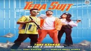 Tera Suit Lyrics Tony kakkar