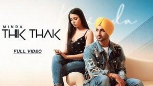 Thik Thak Lyrics Minda