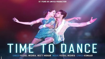 Time To Dance Lyrics Vishal Mishra x Neeti Mohan | Title Track