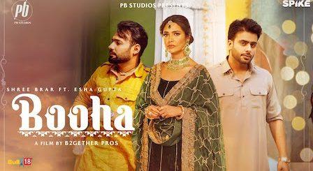 Booha Lyrics Shree Brar | Esha Gupta