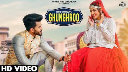 Ghunghroo Lyrics UK Haryanvi | Sapna Choudhary