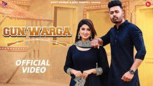 Gun Warga Lyrics Harvy Sandhu