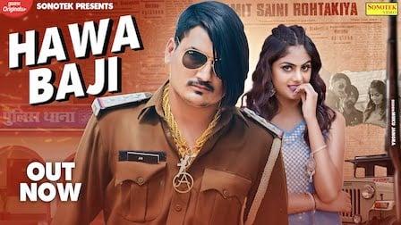 Hawa Baji Lyrics Amit Saini Rohtakiya