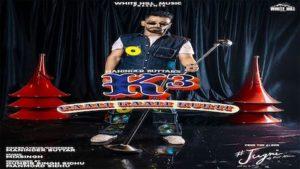 Kaali Kaali Kurti (K3) Lyrics Maninder Buttar