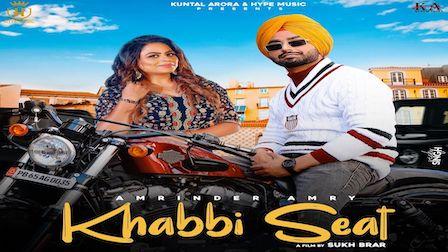 Khabbi Seat Lyrics Amrinder Amry
