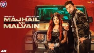 Majhail Vs Malvain Lyrics Miss Pooja x Geeta Zaildar