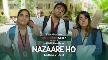 Nazaare Ho Lyrics Operation MBBS   Karthik Rao