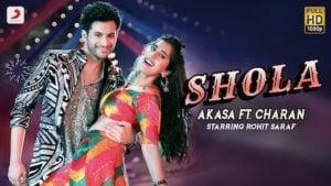 Shola Lyrics Akasa x Charan