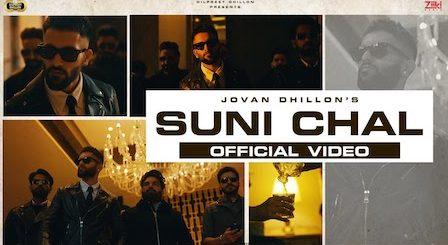 Suni Chal Lyrics Jovan Dhillon