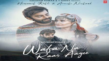Wafa Na Raas Aayee Lyrics Jubin Nautiyal