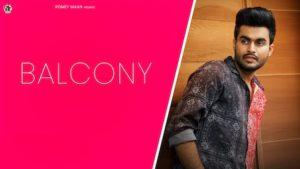 Balcony Lyrics Romey Maan