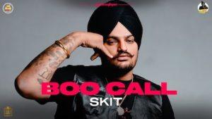 Boo Call (Skit) Lyrics Sidhu Moose Wala