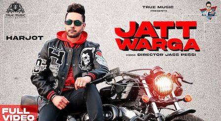 Jatt Warga Lyrics Harjot